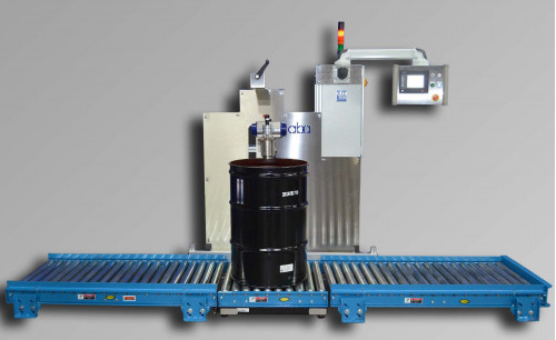 The Difference Between Automatic and Manual Drum Filling Machines