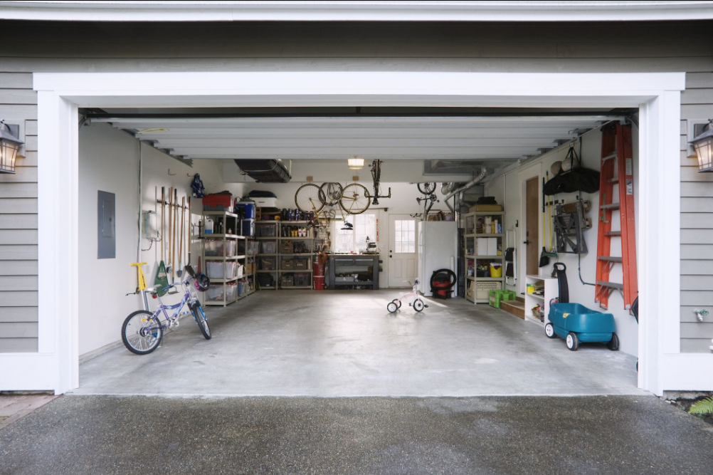 Garage a Value-Adding Selling Feature
