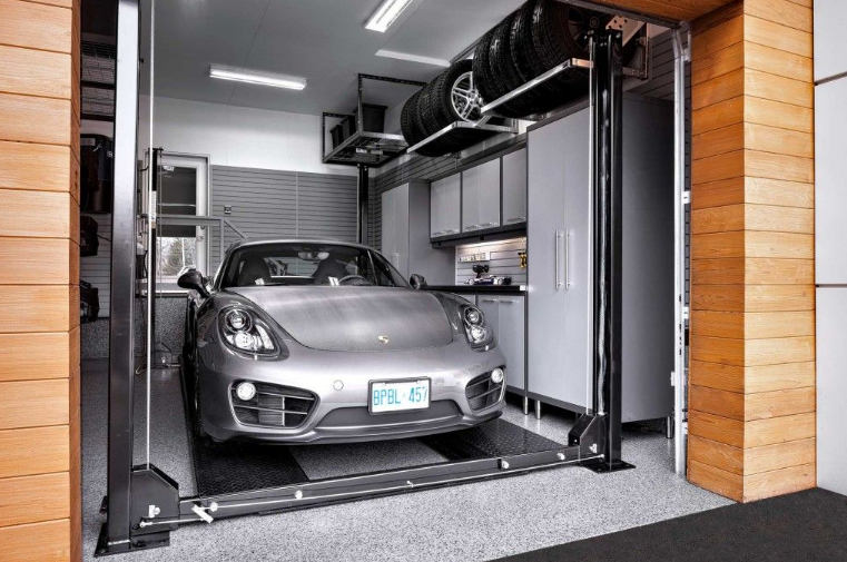 Upgrade Your Garage